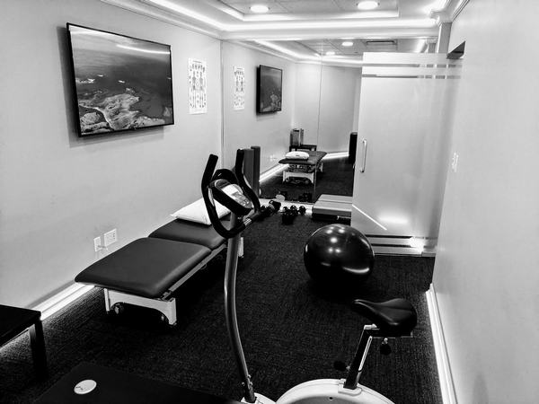 Phisiotherapy Room